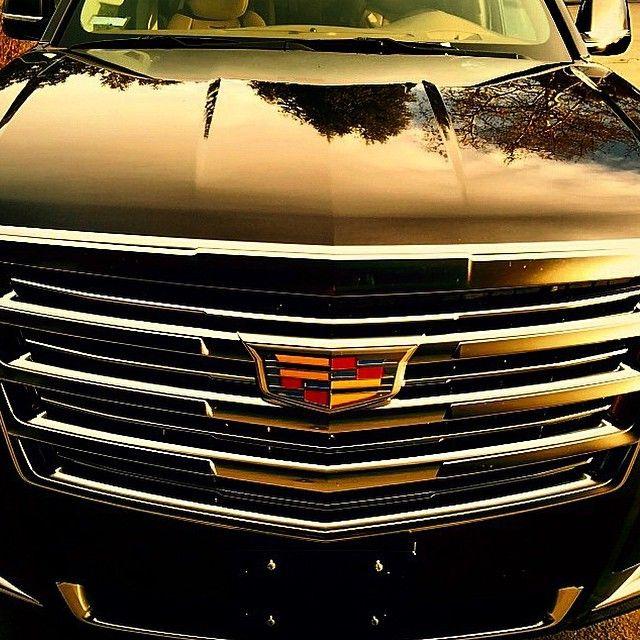 """Regram via @josepasillasii: ""Thanks @Cadillac @DistrictDrive for the sick whip!"" #Escalade"" Cadillac Escalade"