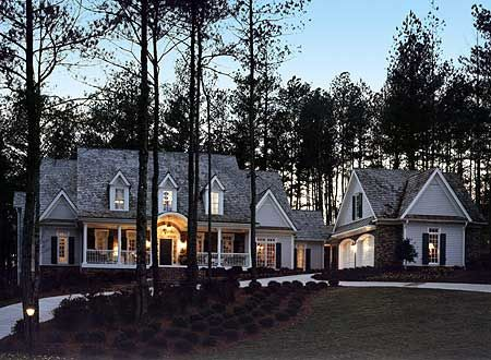 Plan 26606gg Unique Interior Spaces House Plans Country House Plan House