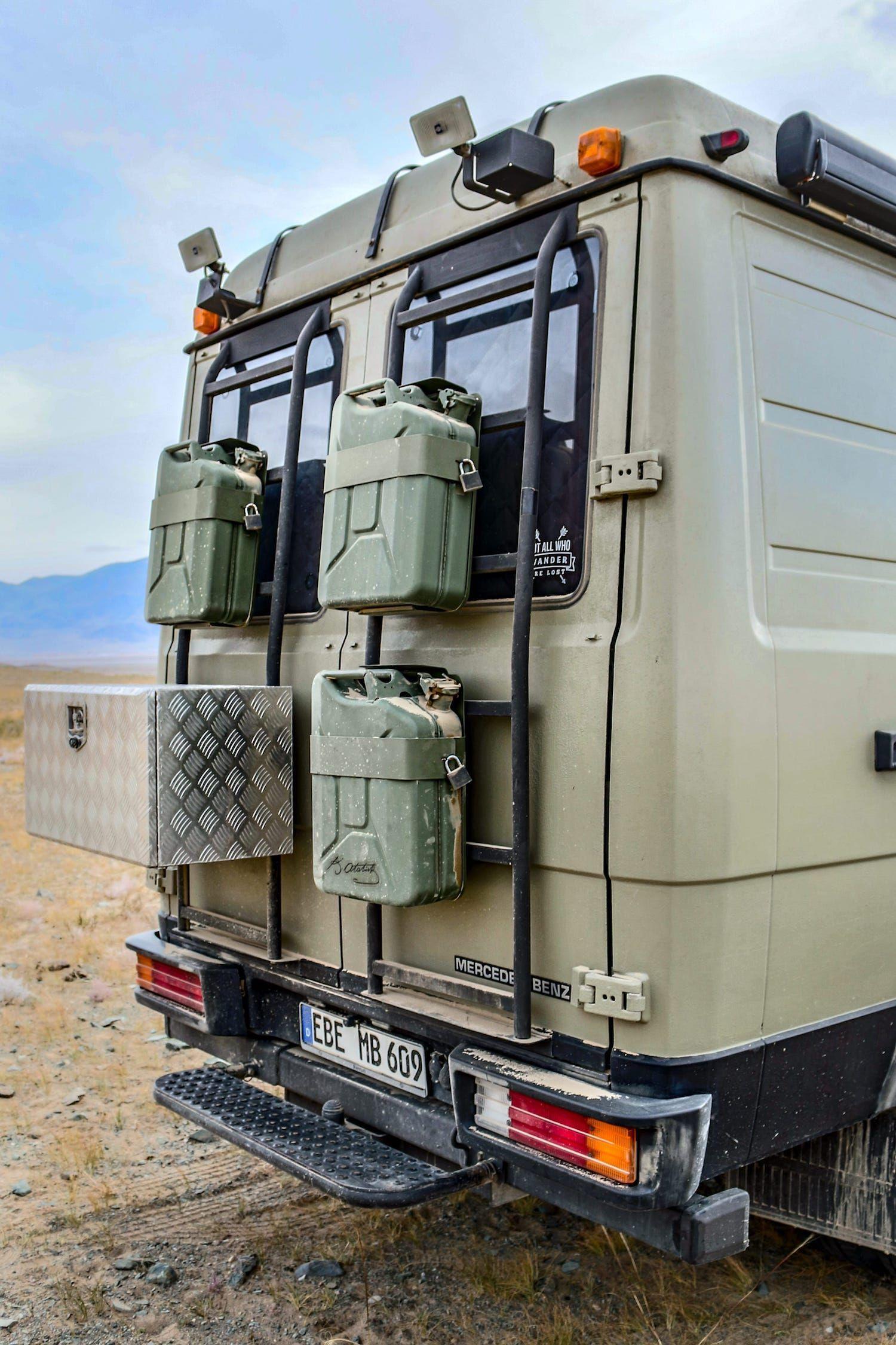 Photo of Unser Bus Geronimo | Ein Mercedes 609-D als Wohnmobil ausgebaut