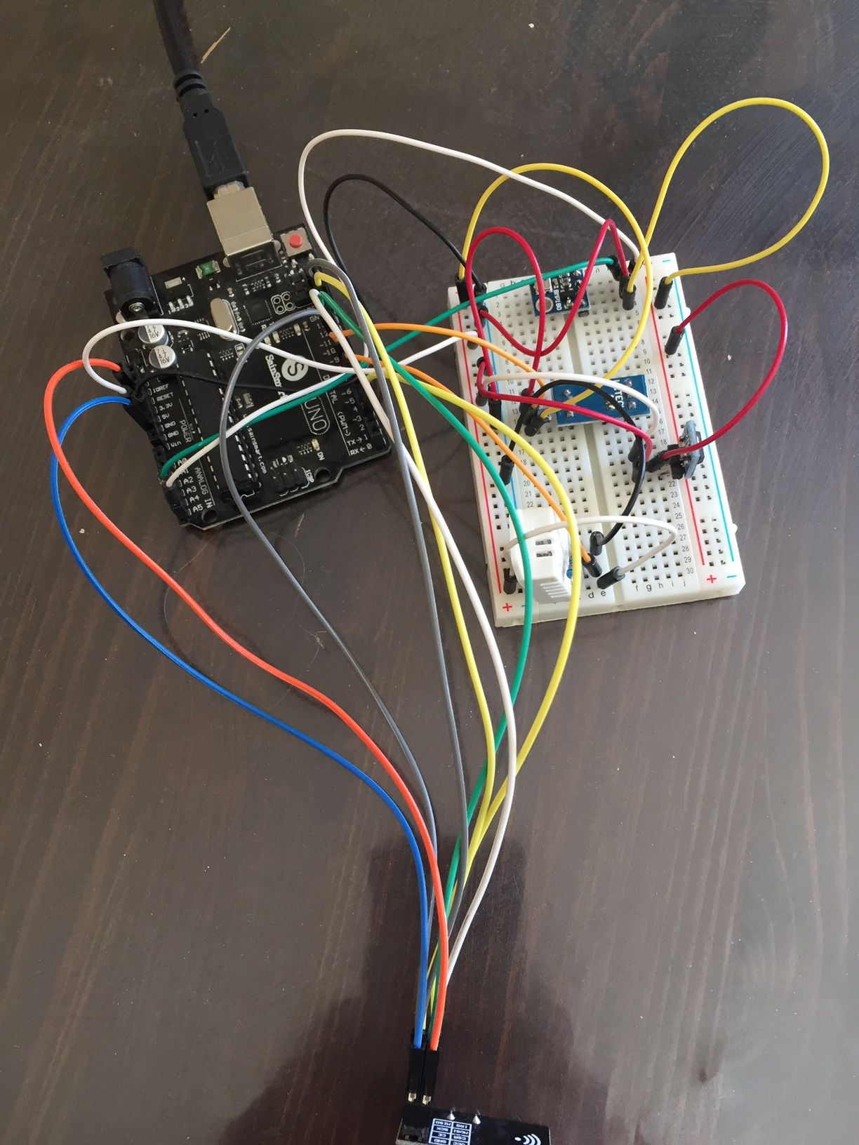 Arduino Python Multi Capteur 2 4ghz Arduino Capteur Et Tutoriel Diy