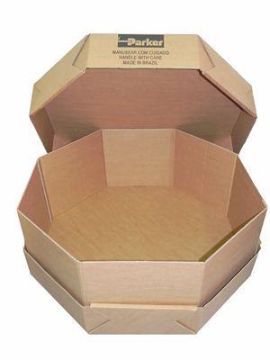 Imballaggio per tubi flessibili e rigidi