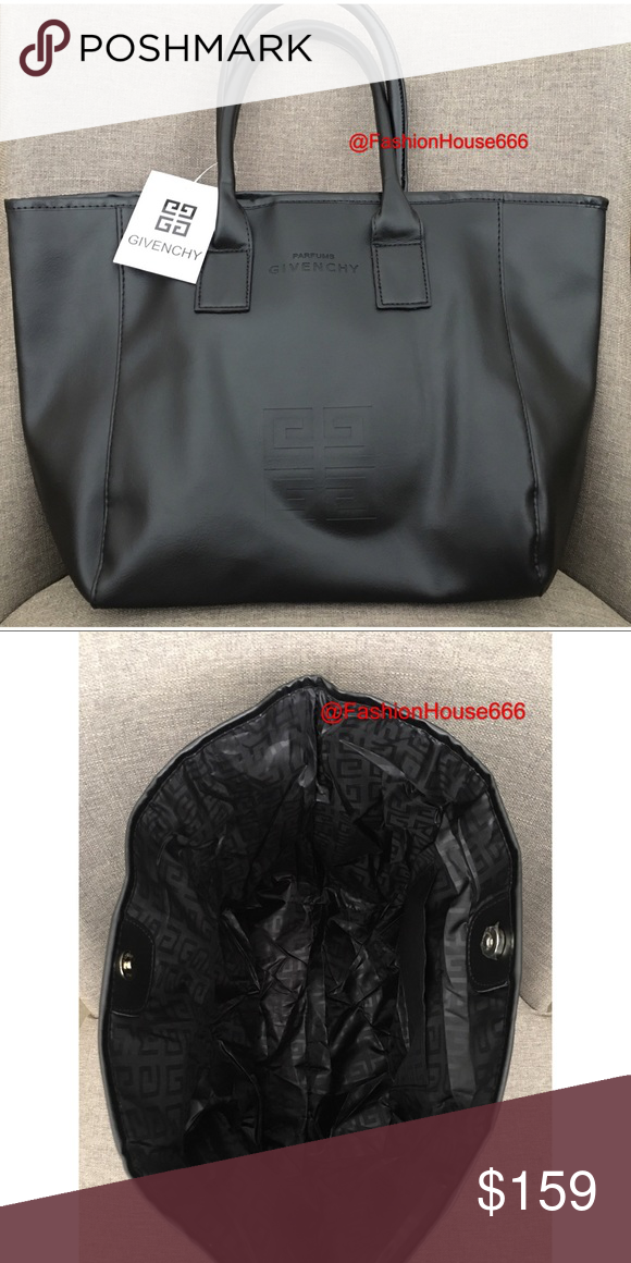 GIVENCHY Perfume Gift Tote Bag New GIVENCHY Perfume Gift Tote Bag New VIP  item No serial number, No hologram sticker, No authenticity card. d720854286