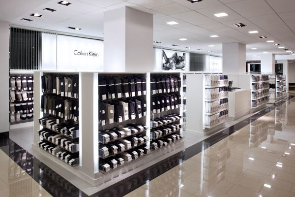 calvin klein underwear shop - Cerca con Google | Lingerie store ...