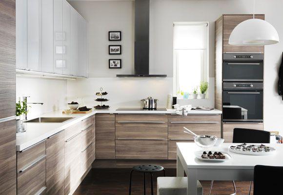 cocinas con mesa para comer - Buscar con Google | cocina | Pinterest ...