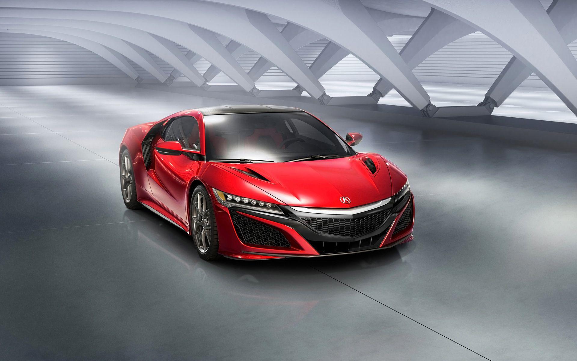 ACCURA NSX Supercar, Honda, Motor