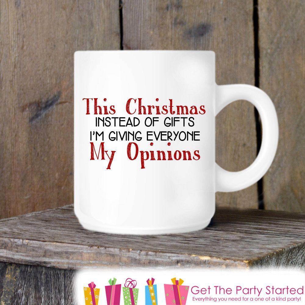 Coffee Mug, Funny Christmas Gift Novelty Ceramic Mug, Coffee Cup ...