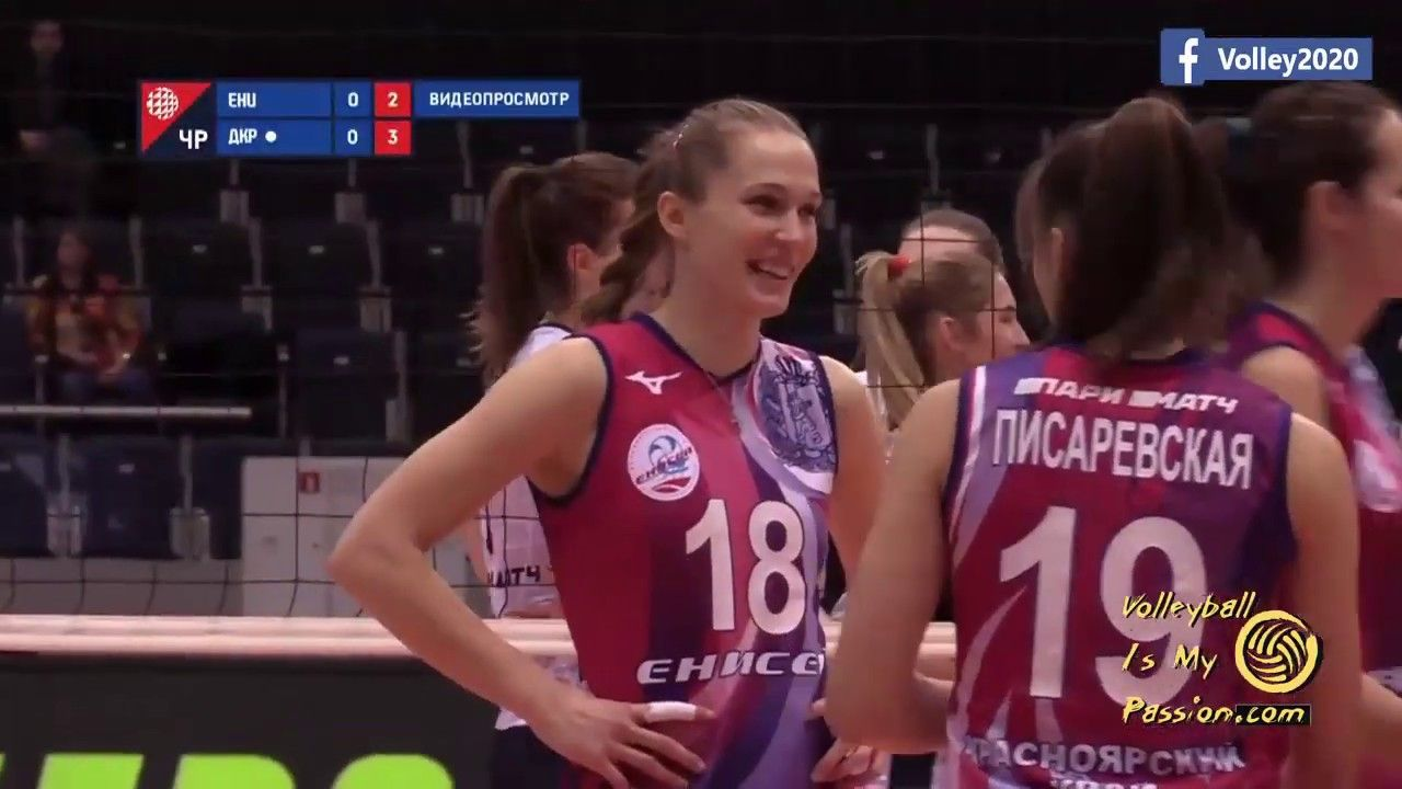 Russia Superleague Women Yenisey Vs Krasnodar 14 12 2019