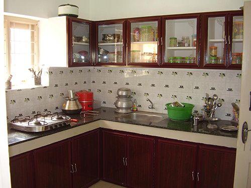 New Model Kitchen Design Kerala | online information on Model Kitchen Design  id=76156