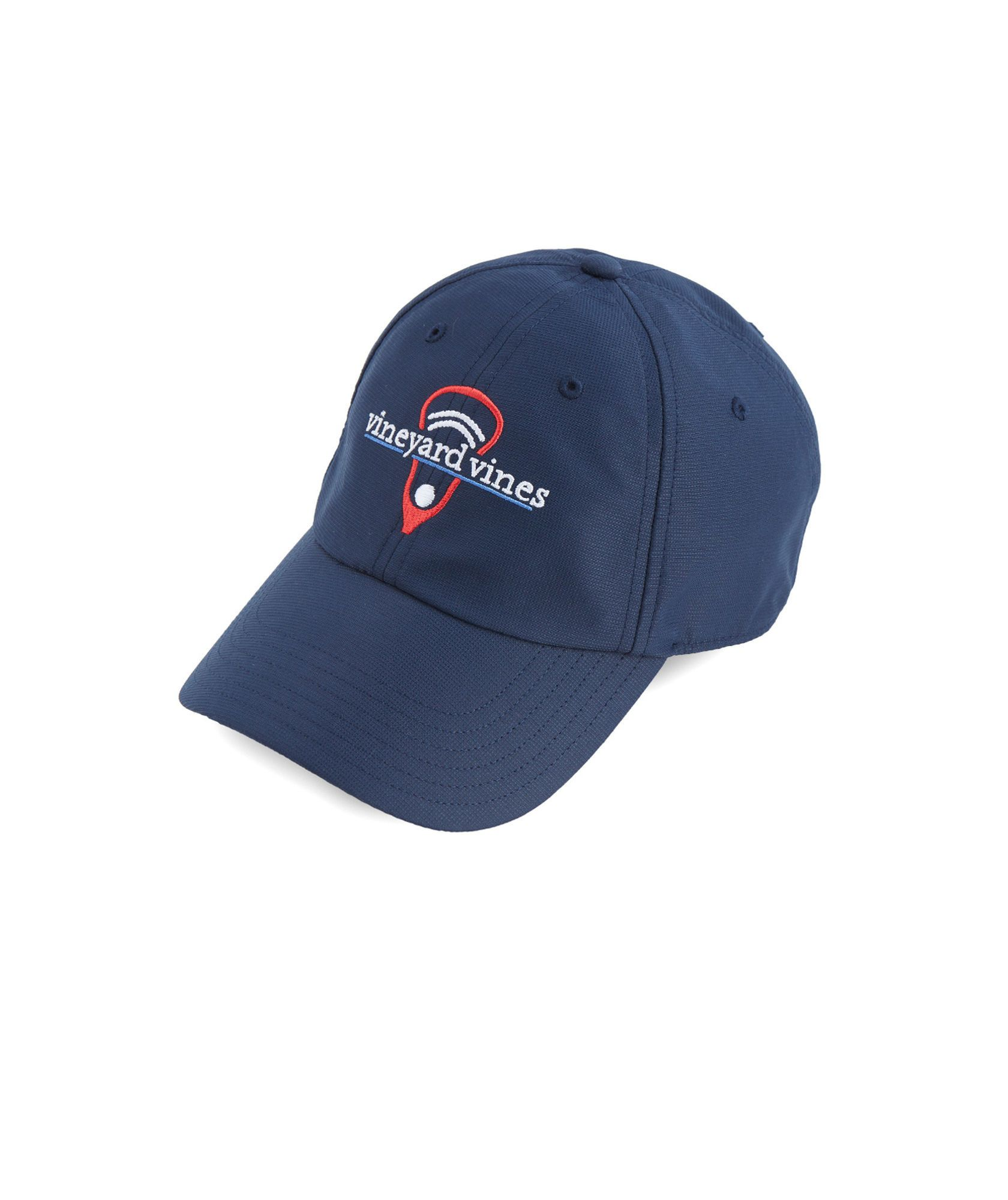 Vineyard Vines Lax Performance Hat - Vineyard Navy  6ec6386748c0