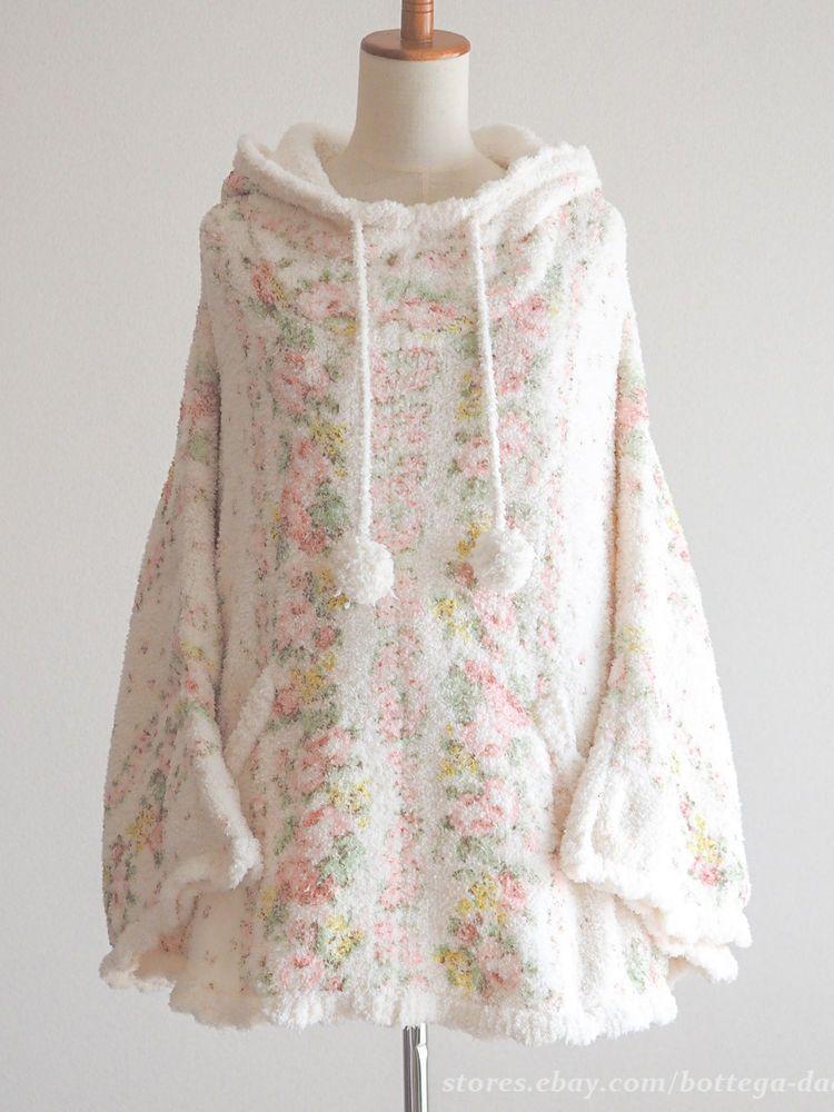 8cc04f6ba LIZ LISA Autumn Wnter Hoodie Poncho Coat Pompon Hime gyaru Lolita Size0  Japan #LIZLISA #Poncho