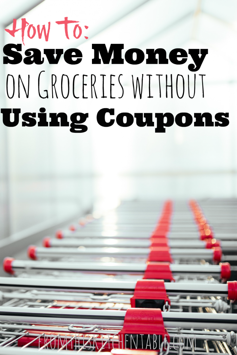 to Save Money on Groceries Without Coupons how to save money on groceries WITHOUT using coupons!!! Simple ideas that will work for everyone.Save  Save or Saved may refer to: