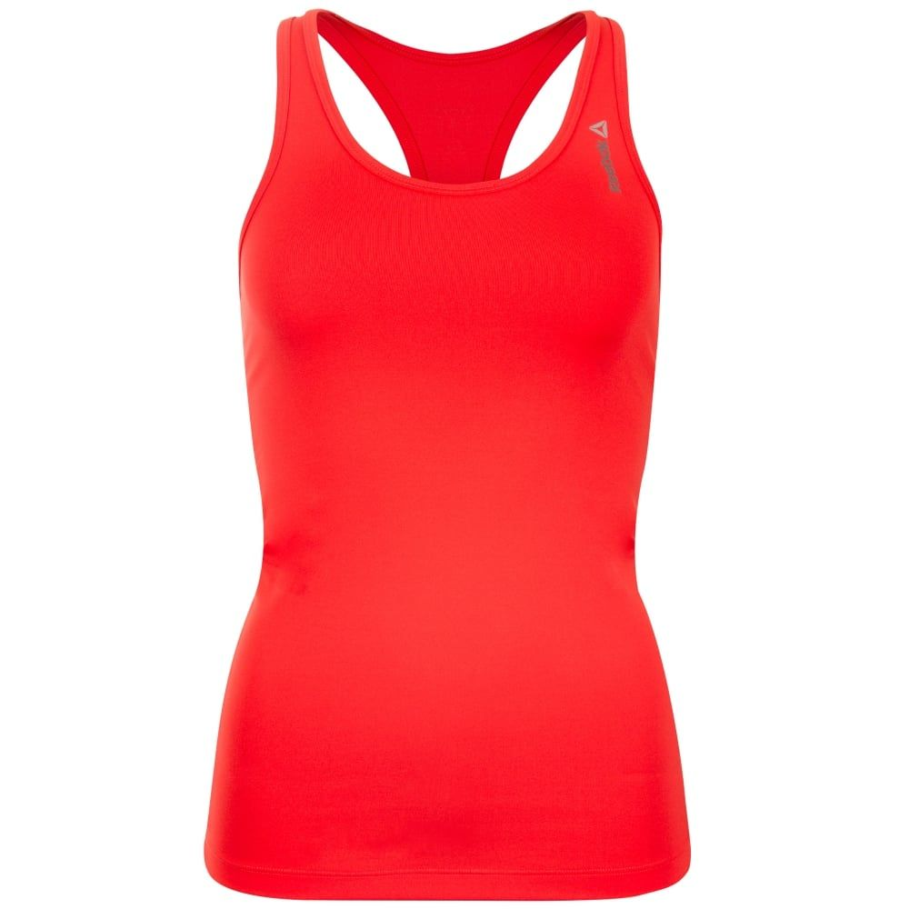 73c25be59f7874 Reebok Women s Fitted Tank Top - T-Shirts   Vests from Intersport UK ...
