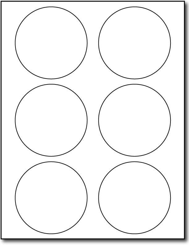 Круг рисунок шаблон