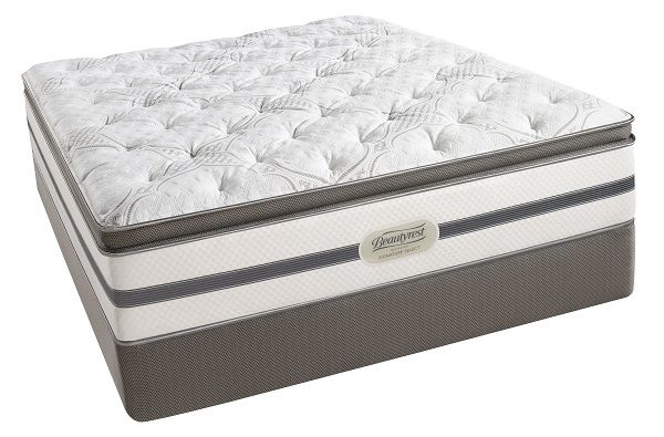 Simmons Beautyrest Recharge Signature Select Bay Spring 14 Pillow