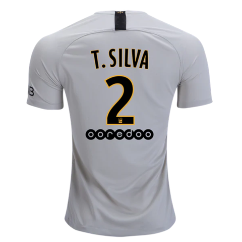 low priced 9690c 28ab3 PSG 18/19 Away Men Soccer Jersey Personalized name and ...