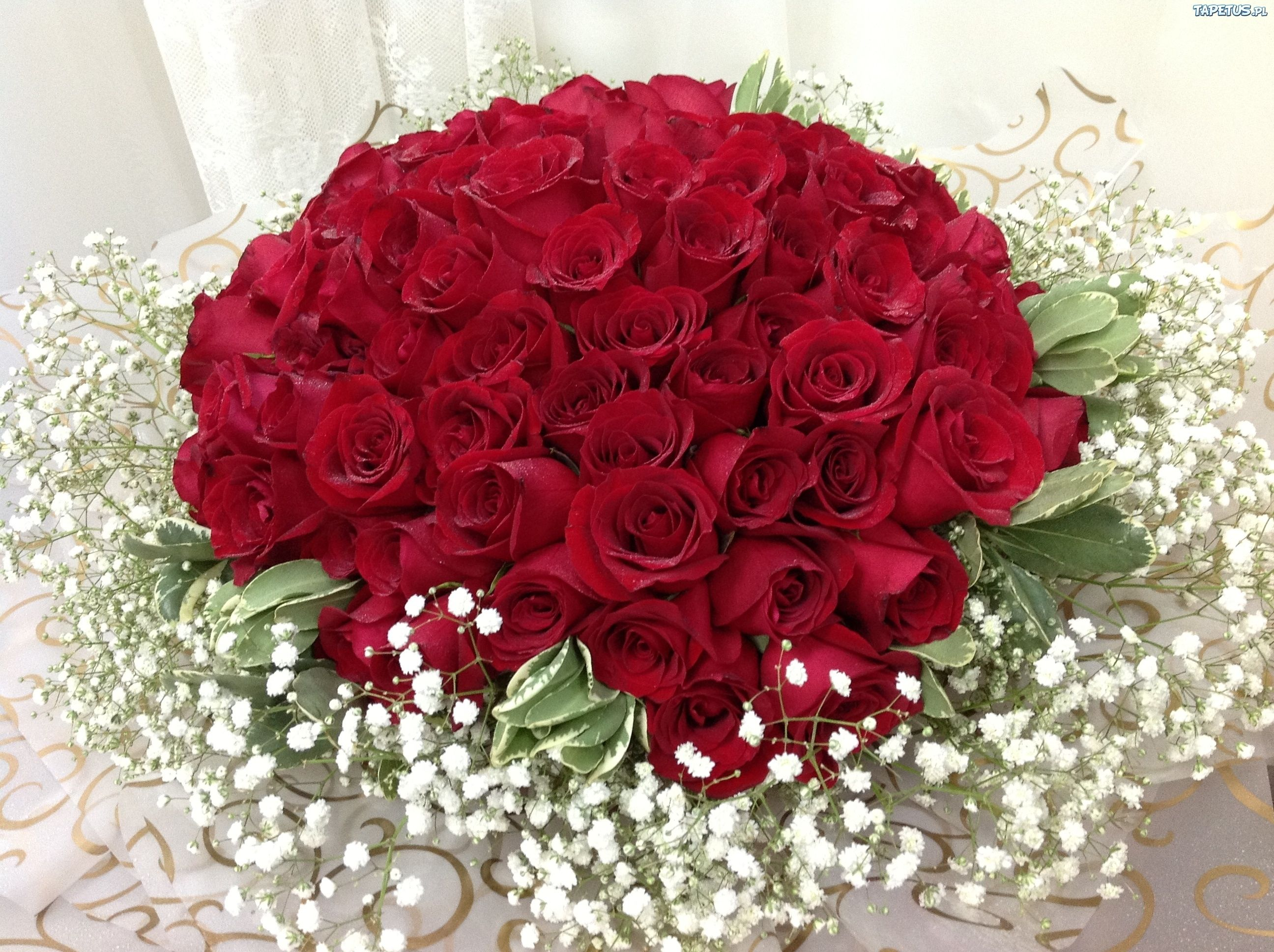 Bukiet Czerwonych Roz Tapety Christmas Wreaths Beautiful Red Roses Red Roses