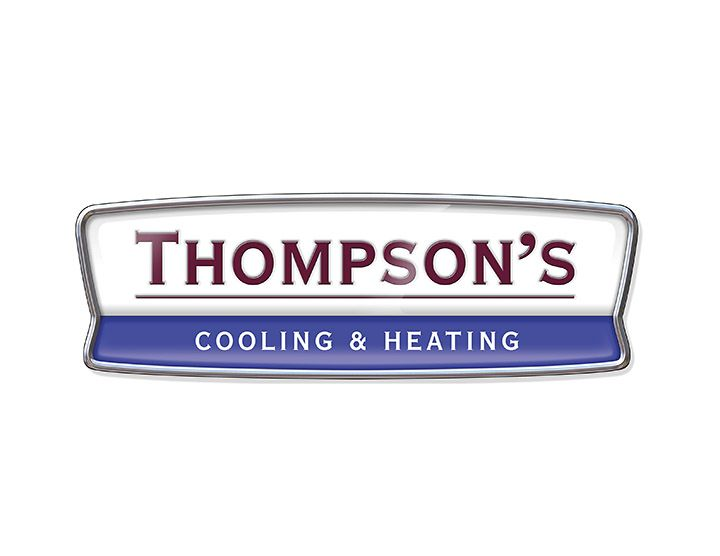 Identity Thompson S Cooling Heating Logo Glint Advertising