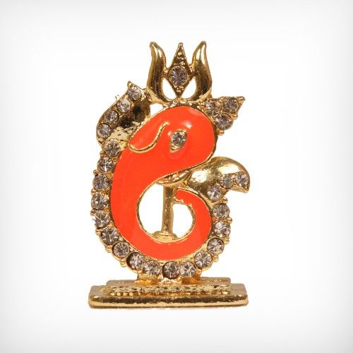 Mangalmurthi Lord Ganesh Idol With Trishul Return Gift For Wedding