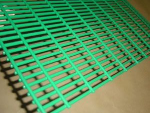 PVC Coated Welded Mesh Panels - Hebei Anping Huiyuan PVC Coated Wire ...
