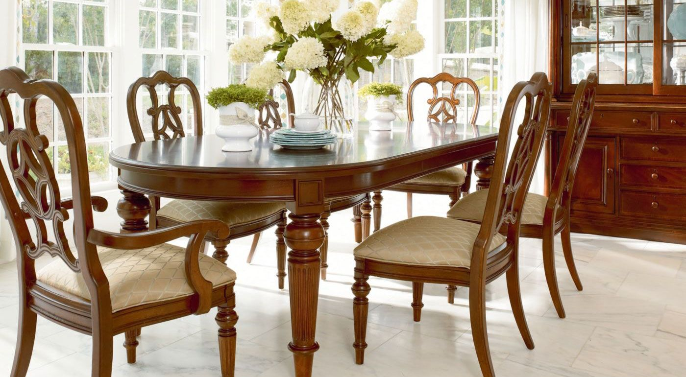 Fredericksburg Stately But Never Pretentious, Fredericksburg™ Honors The  Past With Renewed Freshness. Dining TableDining Room