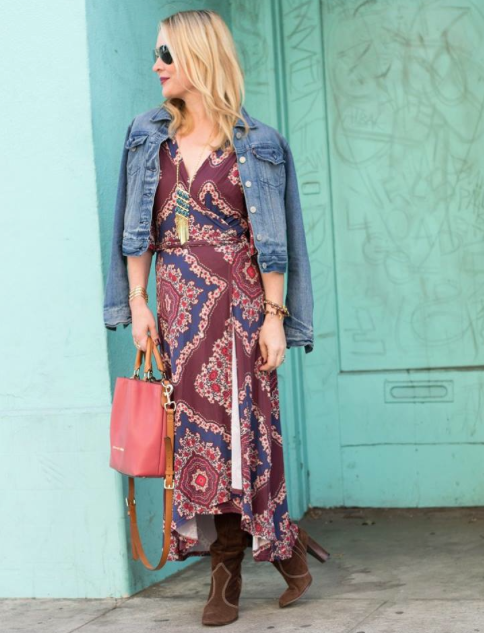 80df5964d7e Boho chic is the look of the moment