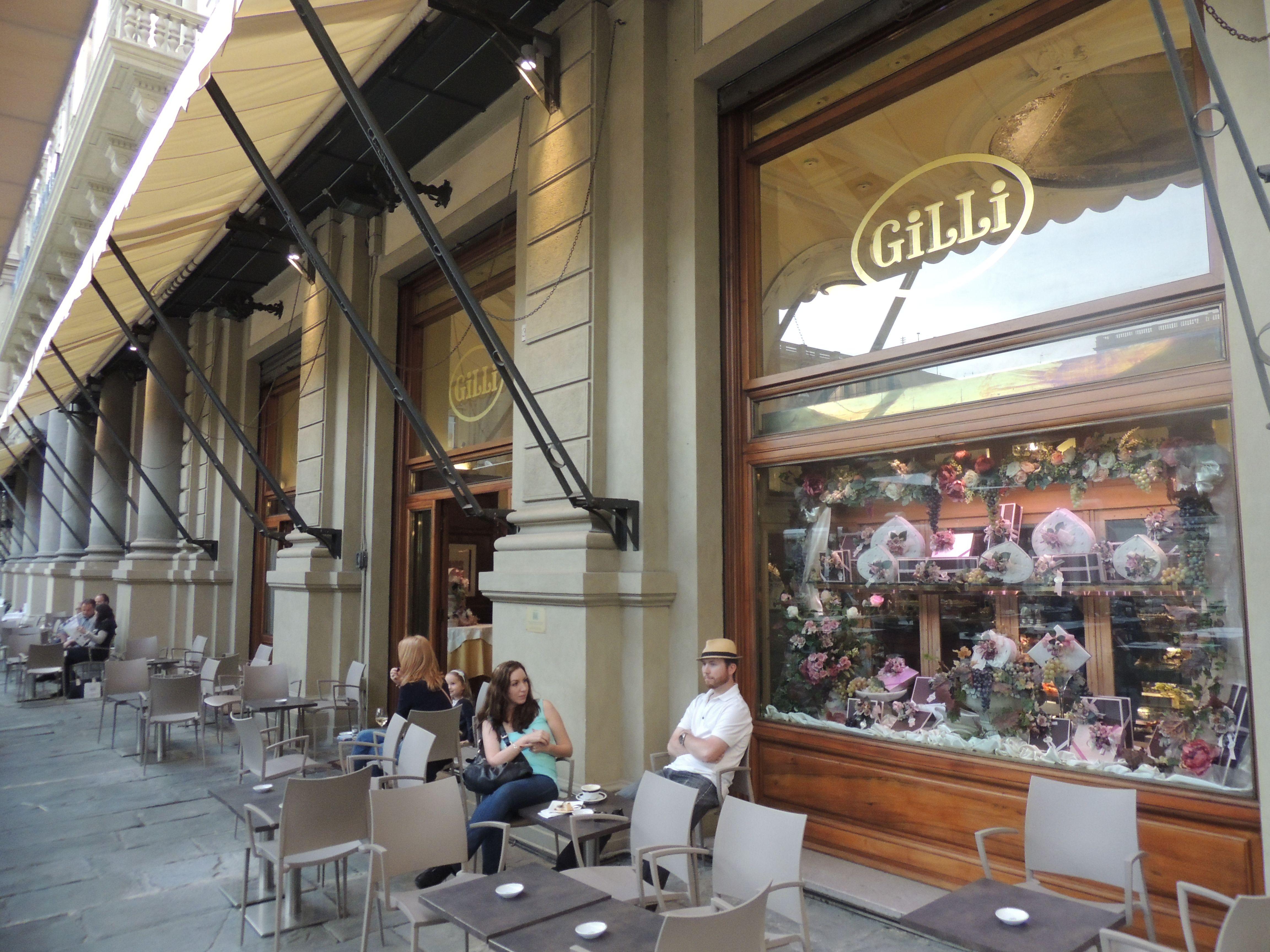 EL MEJOR, Cafe Gilli, Florencia