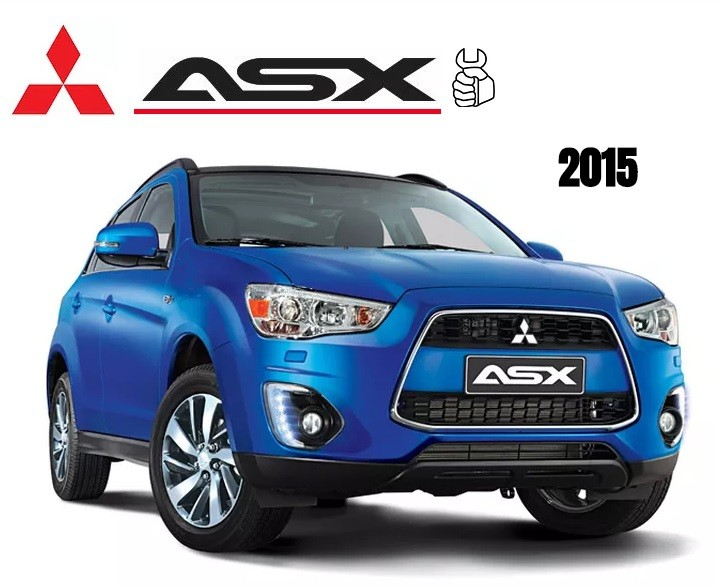 Mitsubishi Asx 2015 Workshop Manual Mitsubishi Sports Repair Manuals