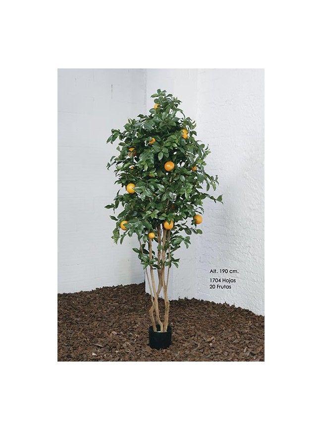 Nuevos Naranjos artificiales decorativos en ARBOLES PALMERAS