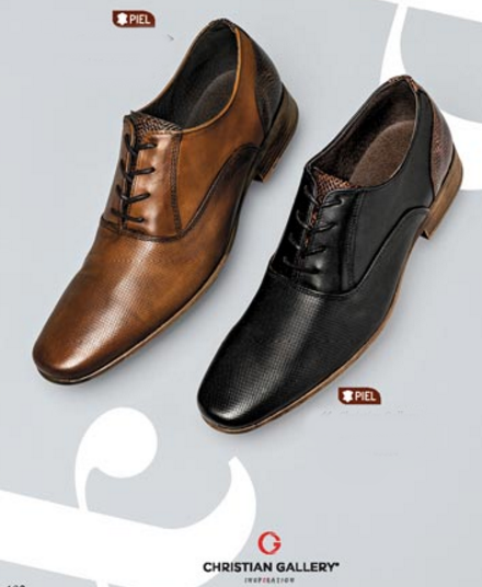 62653db710ad1 Catalogo Shoes Collection Pakar Zapatos para Hombre 2016
