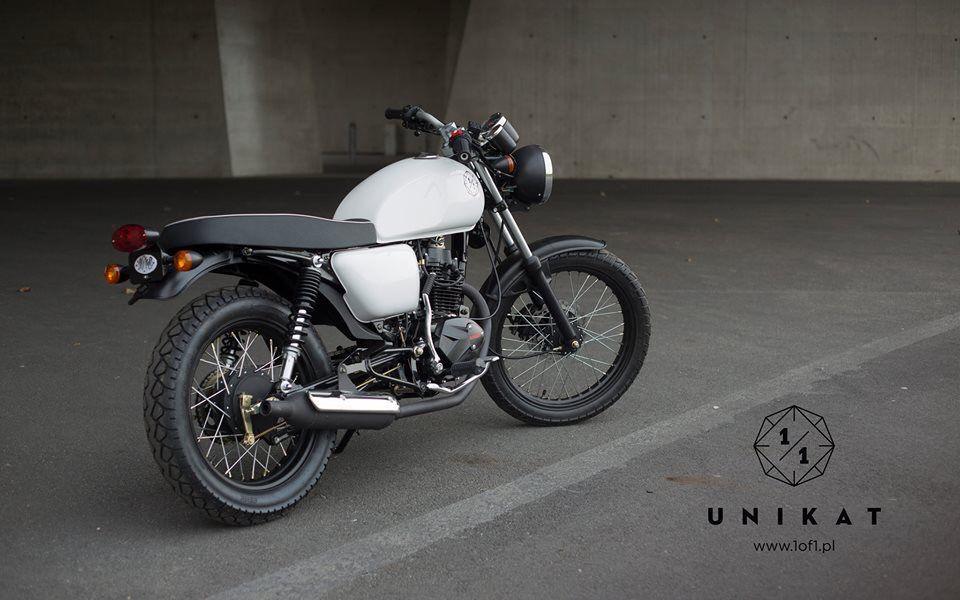romet ogar caffe 125cc by unikat motorworks perfect. Black Bedroom Furniture Sets. Home Design Ideas