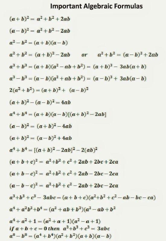 Pin De Lindsey Holt Em Science Truques De Matematica Ensino De Matematica Formulas Matematica