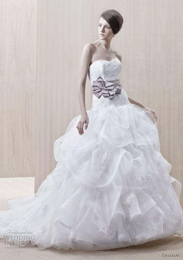 Wedding Photography Under 500: Enzoani 2012 Wedding Dresses
