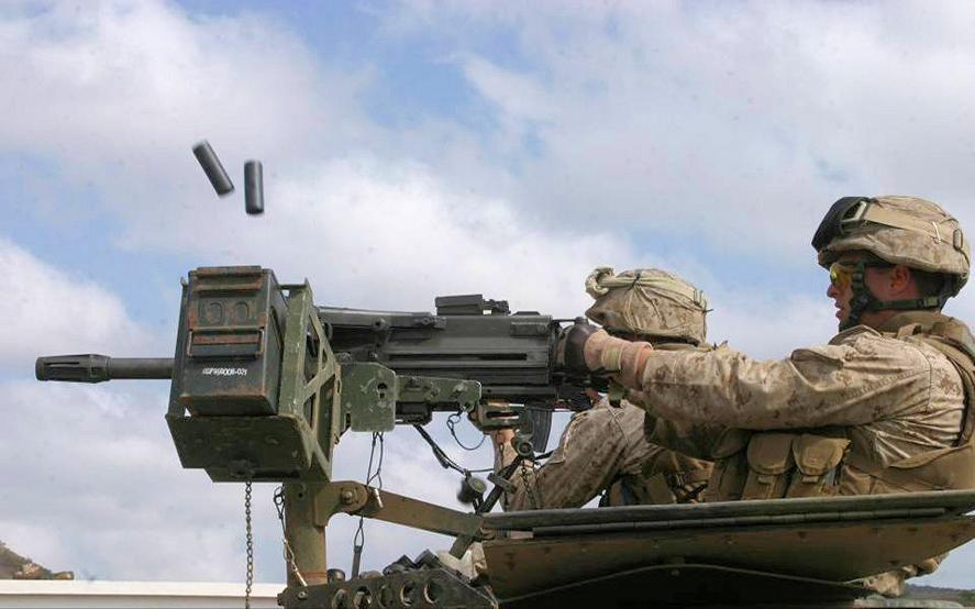 Mk 19 Automatic Grenade Launcher U S Military Power Pinterest Armas