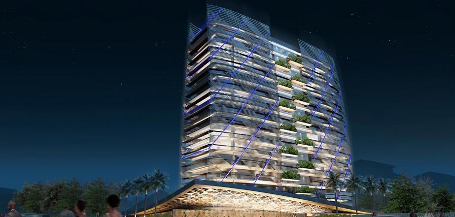 N Kingstower Lagos Nigeria Saota Lagos Nigeria Lagos High Rise Building