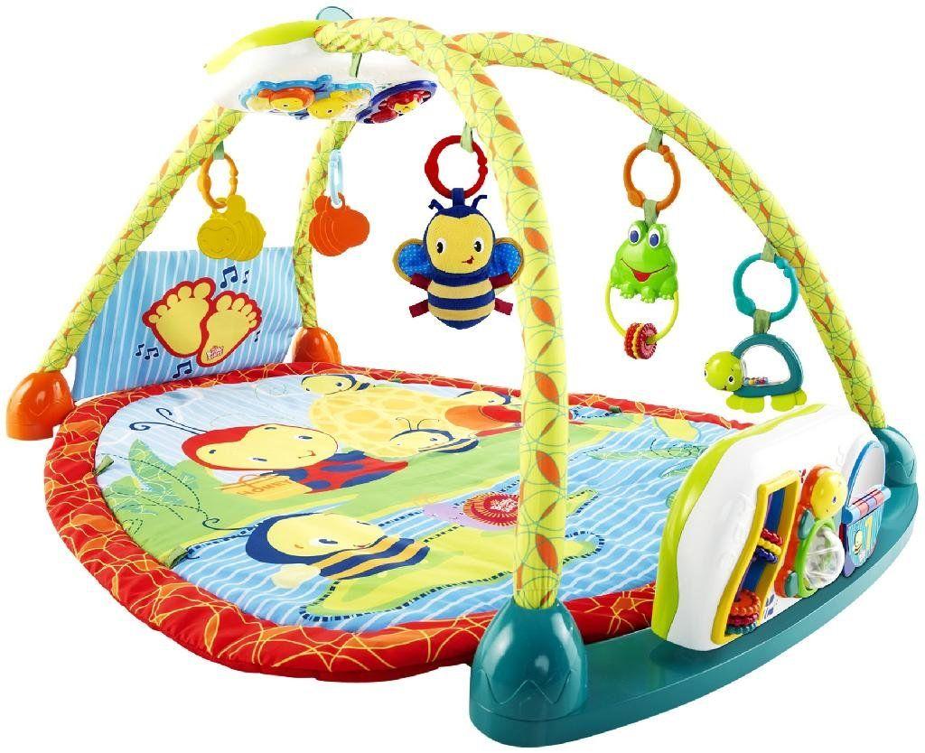 Pin By Ideas Fiesta Tortas Manualida On Material Didacticos Educativos Bright Starts Baby Activity Gym Activity Gym