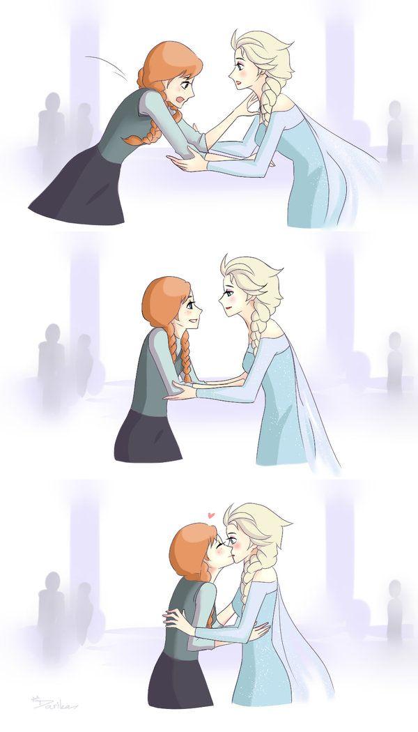 elsa och anna frozen