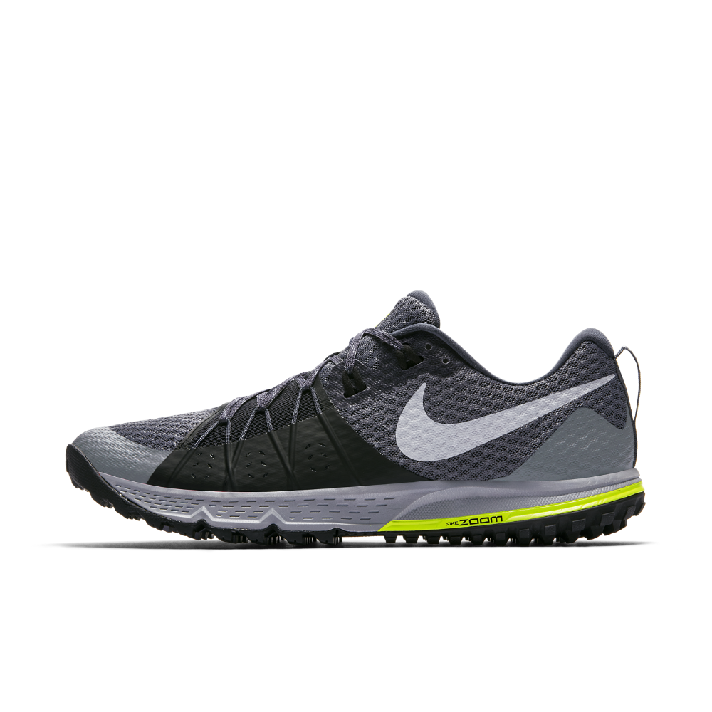 f4fc25d346ad9b Nike Air Zoom Wildhorse 4 Men s Running Shoe Size 15 (Grey ...