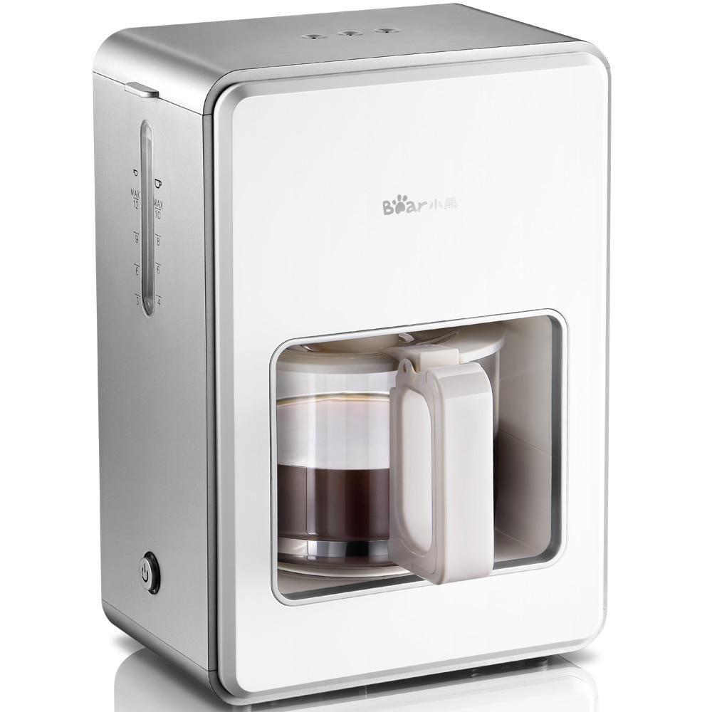 Bear American Drip Coffee Machine 1.2L Keep Warm Anti-scald Mini Portable Full Automatic Coffee Maker Moka Cafetiere. Yesterday's price: US $124.00 (108.51 EUR). Today's price: US $106.64 (93.72 EUR). Discount: 14%. #automaticcoffeemachine Bear American Drip Coffee Machine 1.2L Keep Warm Anti-scald Mini Portable Full Automatic Coffee Maker Moka Cafetiere. Yesterday's price: US $124.00 (108.51 EUR). Today's price: US $106.64 (93.72 EUR). Discount: 14%. #automaticcoffeemachine
