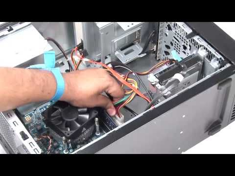 how to replace a power supply in dell desktop youtube videos to rh pinterest com Dell Studio 540 Troubleshooting Dell Studio 540 Memory