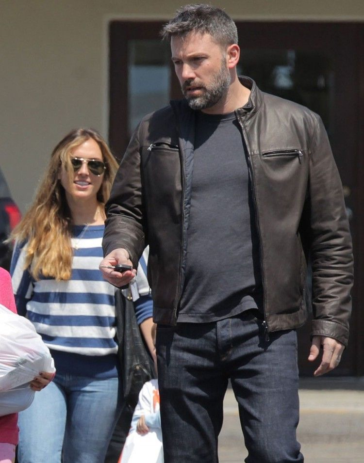 Is ben affleck dating nanny