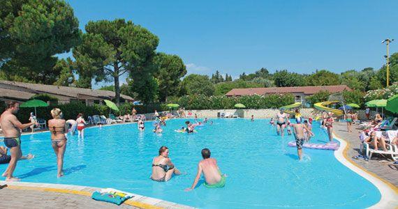 Camping Bella Italia, Lake Garda, Italy - Canvas Holidays Europe - camping a marseillanplage avec piscine