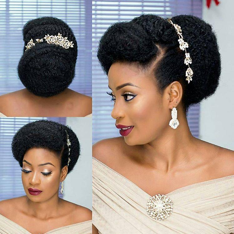 Pin By Keitumetse Qumba On Hairdo Natural Hair Wedding Natural Wedding Hairstyles Natural Bridal Hair