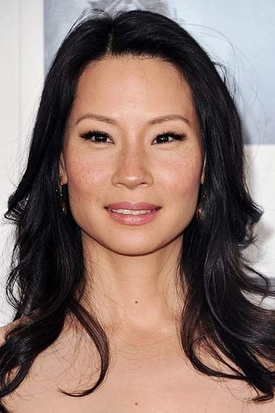 Guess The Celebrity Face Shape Lucy Liu Face Shapes