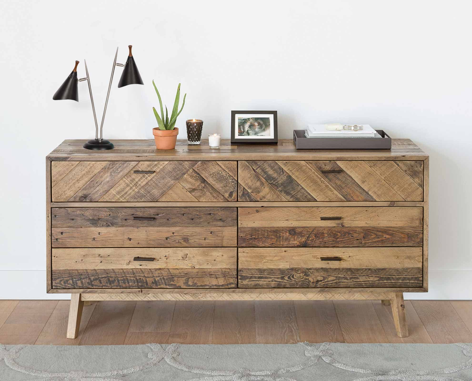 Asunto Double Dresser From Scandinavian Designs Truly Distinctive With Its Eye Catching Cozy Bedroom Furniture Scandinavian Chest Of Drawers Bedroom Furniture