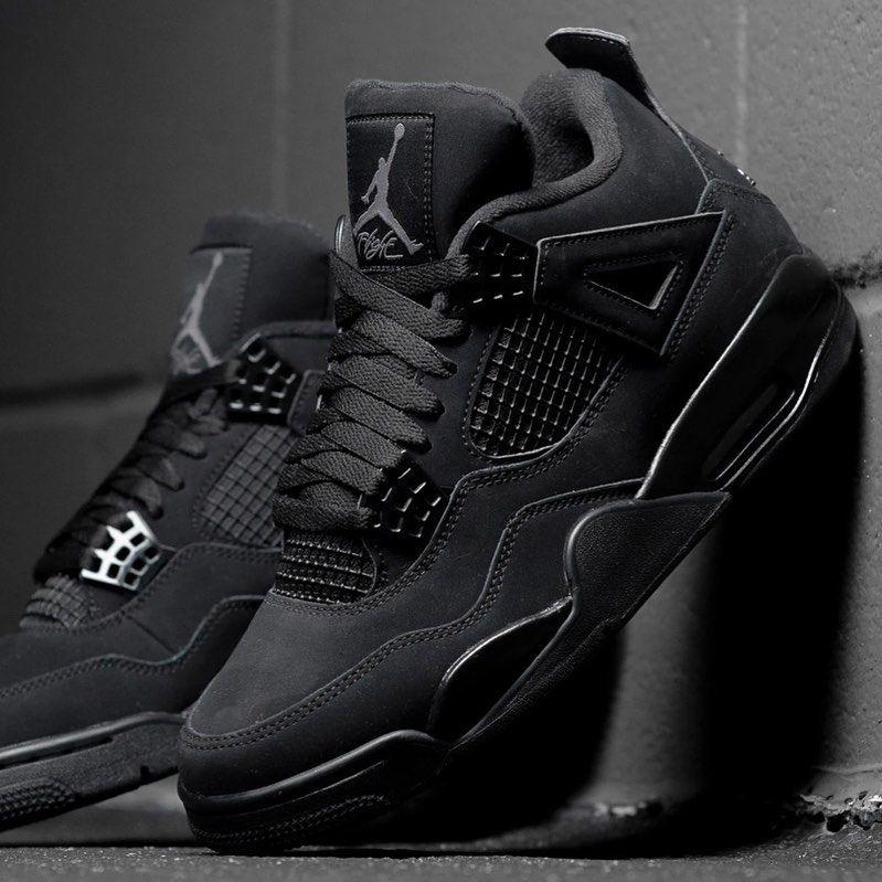 Nike Air Jordan Retro 4 🔥Black Cat