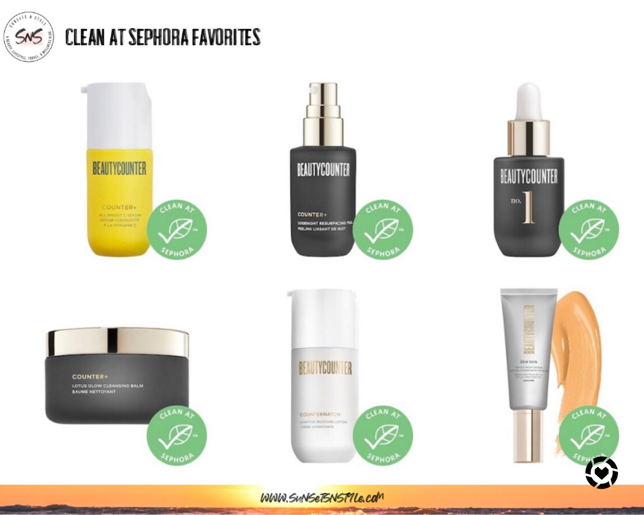 Beautycounter X Sephora Favorites in 2020 Sephora