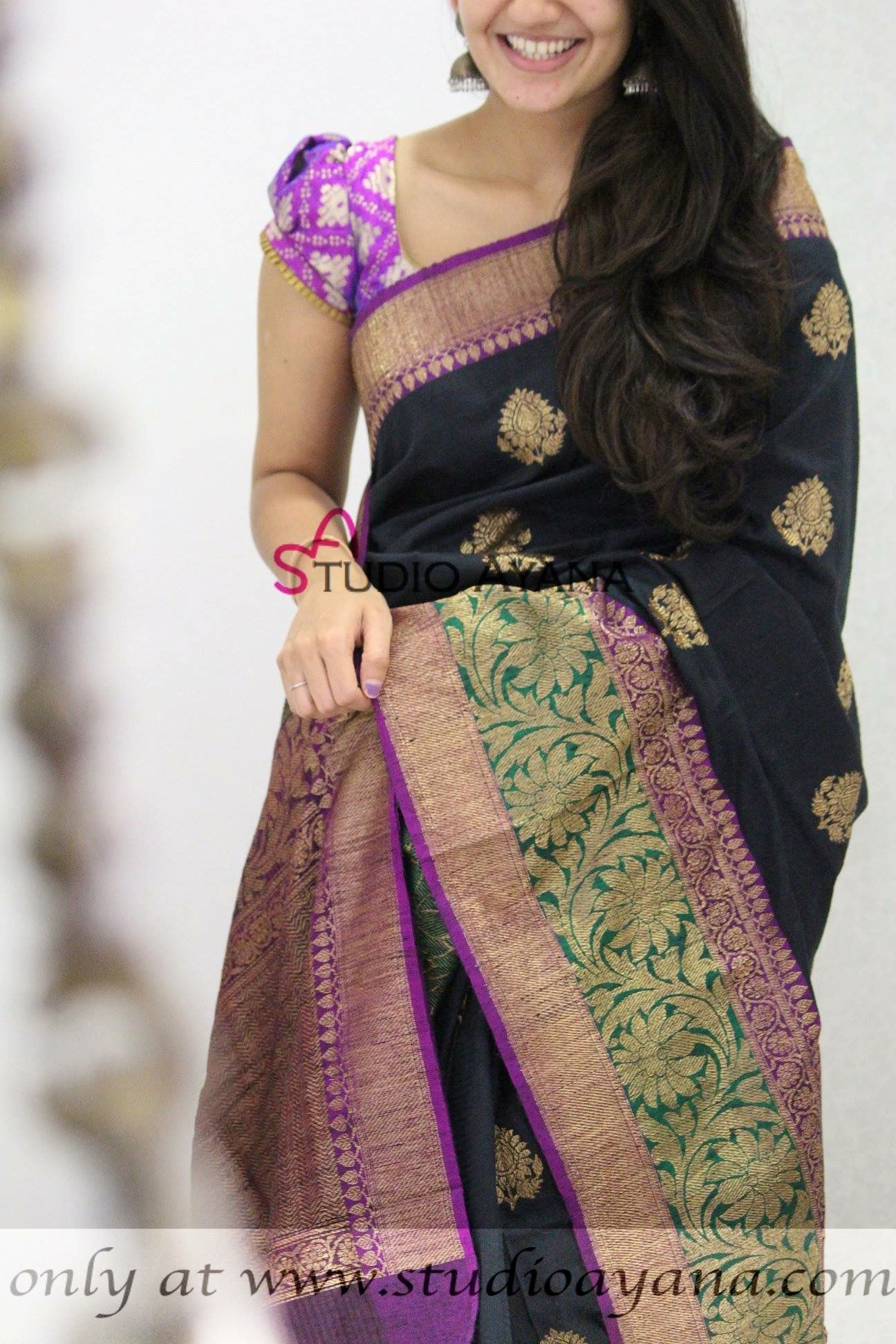Pin on Exclusive sarees n blouses