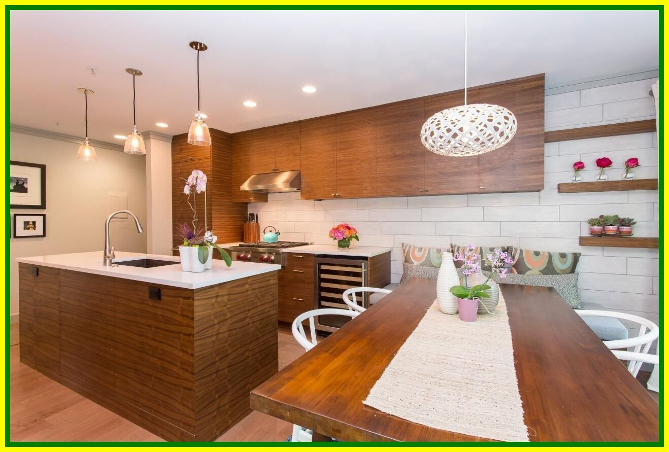 108 reference of mid century style kitchen flooring in