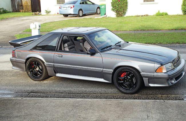 91 Mustang Gt >> Ryan Schema S 1991 Mustang Gt Muscle Cars Fox Body