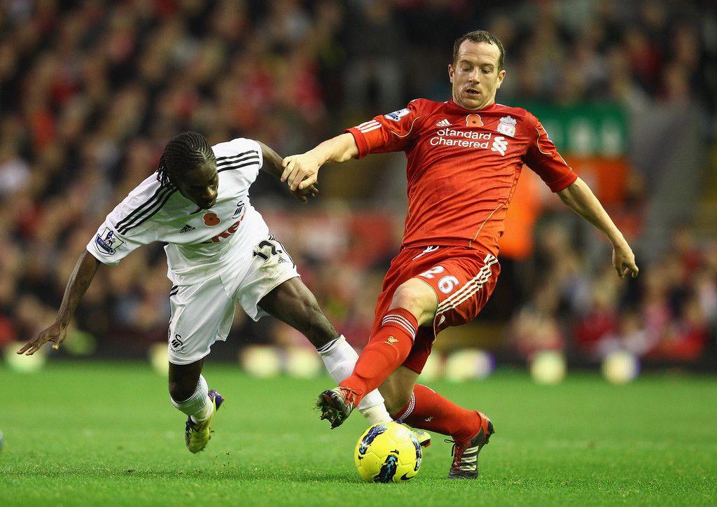 Liverpool Vs Swansea City English Premier League match